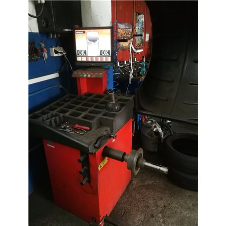 PROFI Vyvažovačka pneu bazar - BUTLER - TIPTOP ProBalance 775P