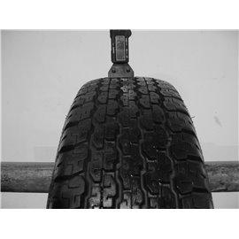 Použité-Pneu-Bazar - 205/80 R16 BRIDGESTONE DUELER H/T 689 M+S 8mm-kusovka-rezerva