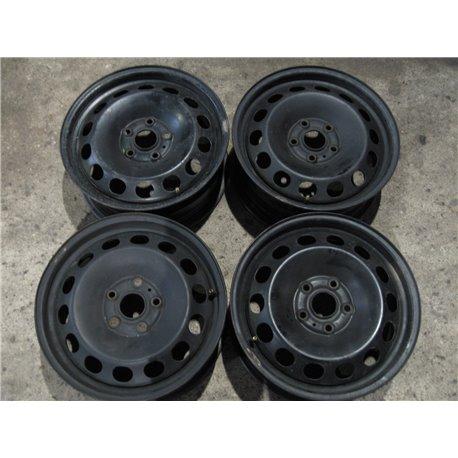 """Plechové-Ocelové-disky-bazar -  16"""" VW,SKODA,AUDI  5x112"""