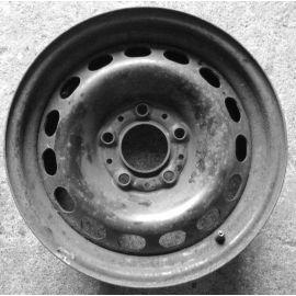 """Plechový-Ocelový-disk-bazar  -  15"""" BMW"""
