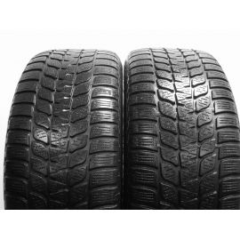 225/55 R16 BRIDGESTONE BLIZZAK LM-25   5mm