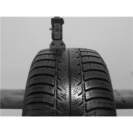 Použité-Pneu-Bazar - 195/65 R15 91H DOT 2008  GOODYEAR EAGLE VECTOR  4mm -kusovka-rezerva