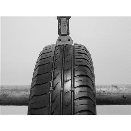 Použité-Pneu-Bazar - 155/80 R13 79T CONTINENTAL CONTIECOCONTACT 3 2010   5mm -kusovka-rezerva