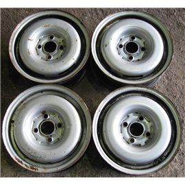 """Plechové-Ocelové-disky-bazar -  13"""" VW"""