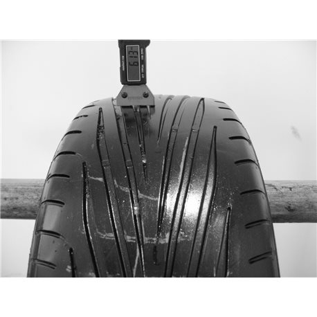 Použité-Pneu-Bazar - 215/55 R16  93W GOODYEAR EAGLE F1  6mm DOT06 -kusovka-rezerva