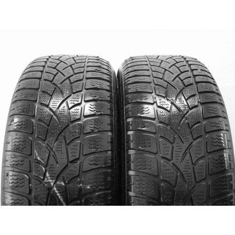 195/55 R16 DUNLOP SP WINTER SPORT 3D  4MM