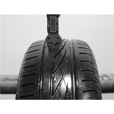 Použité-Pneu-Bazar - 195/55 R15 CONTINENTAL PREMIUM CONTACT 5mm DOT05-kusovka-rezerva