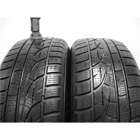 Použité-Pneu-Bazar - 215/60 R17 HANKOOK WINTER ICEPT EVO  6mm