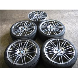 """Alu-Litá-kola-bazar -  19"""" kovaná kola BMW Performance (originál) 5ks+zdarma pneu"""