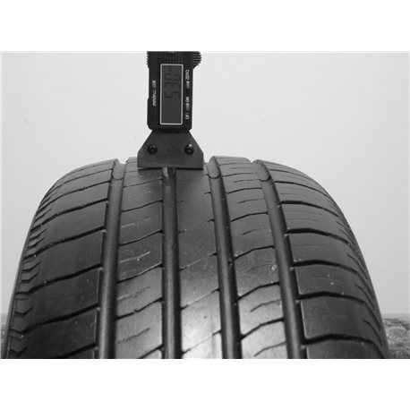 Použité-Pneu-Bazar - 215/55 R16 CONTINENTAL CONTIECOCONTACT CP -kusovka-rezerva   5mm