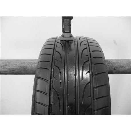 Použité-Pneu-Bazar - 215/40 R17 DUNLOP SP SPORT MAXX   5mm -kusovka-rezerva
