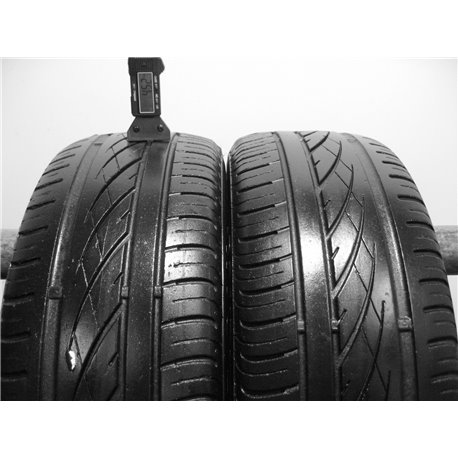 Použité-Pneu-Bazar - 185/60 R15 CONTINENTAL PREMIUM CONTACT 84H DOT07   4mm