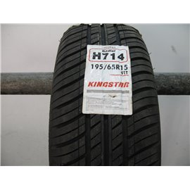 Použité-Pneu-Bazar - 195/65 R15 KINGSTAR H714 -kusovka-rezerva