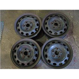 "Plechové-Ocelové-disky-bazar -  15"" VW Sharan,Ford Galaxy 95-06,Seat Alhambra"