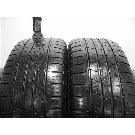 Použité-Pneu-Bazar - 215/65 R16 CONTINENTAL CROSS CONTACT   4mm