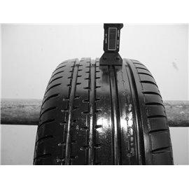 Použité-Pneu-Bazar - 205/45 R16 CONTINENTAL SPORTCONTACT 2   7mm -kusovka-rezerva
