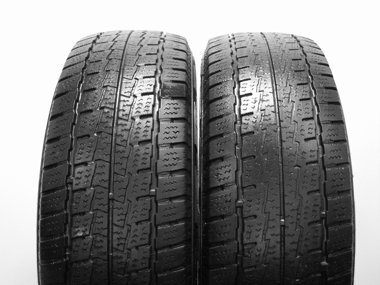 Použité-Pneu-Bazar - 205/65 R16 C HANKOOK WINTER RW06 3mm