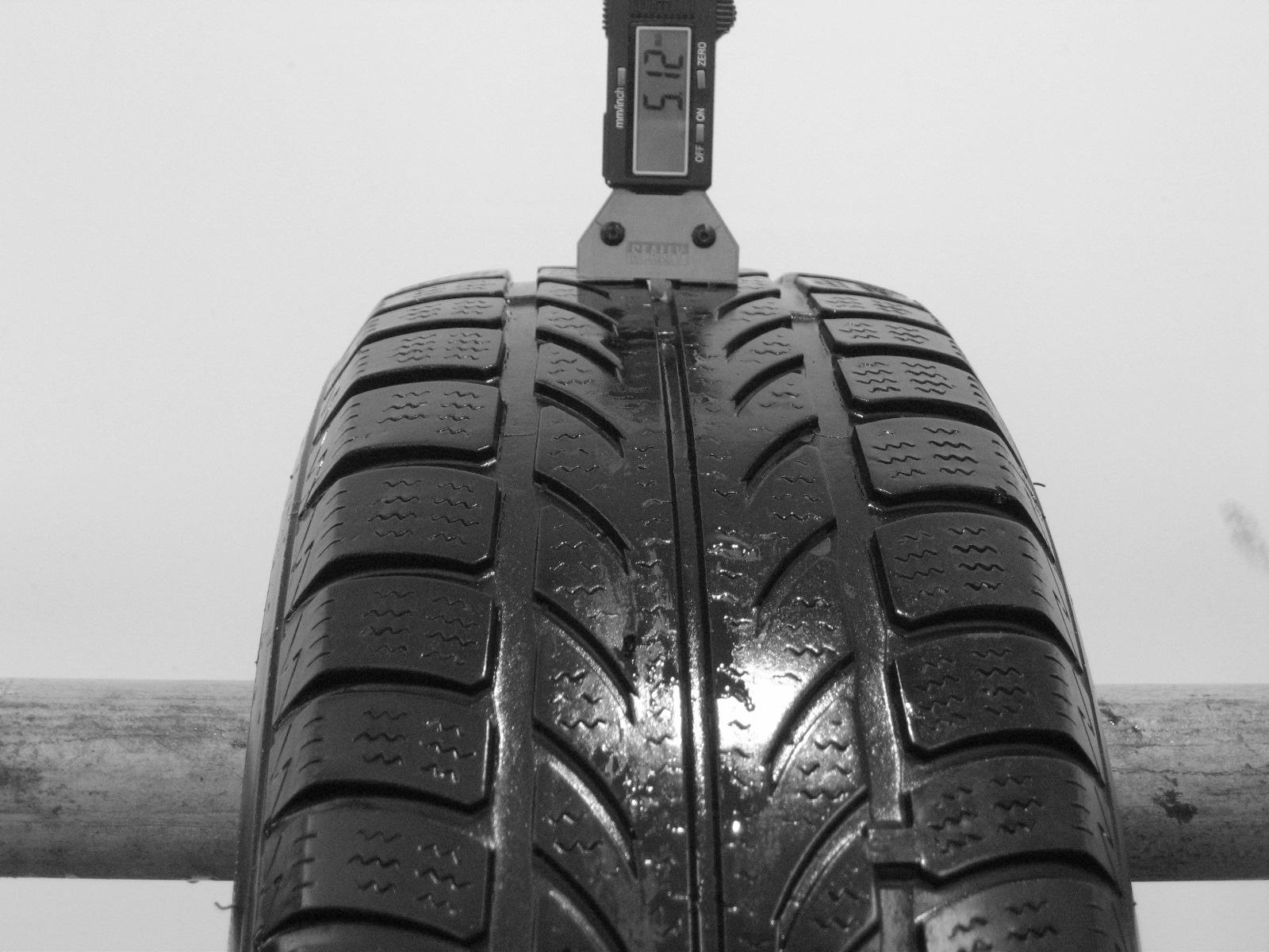 Použité-Pneu-Bazar - 195/65 R15 HANKOOK ICEBEAR W440 -kusovka-rezerva 3mm