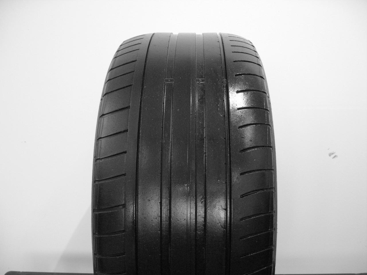 Použité-Pneu-Bazar - 255/40 R19 DUNLOP SP SPORT MAXX GT -kusovka-rezerva 3mm