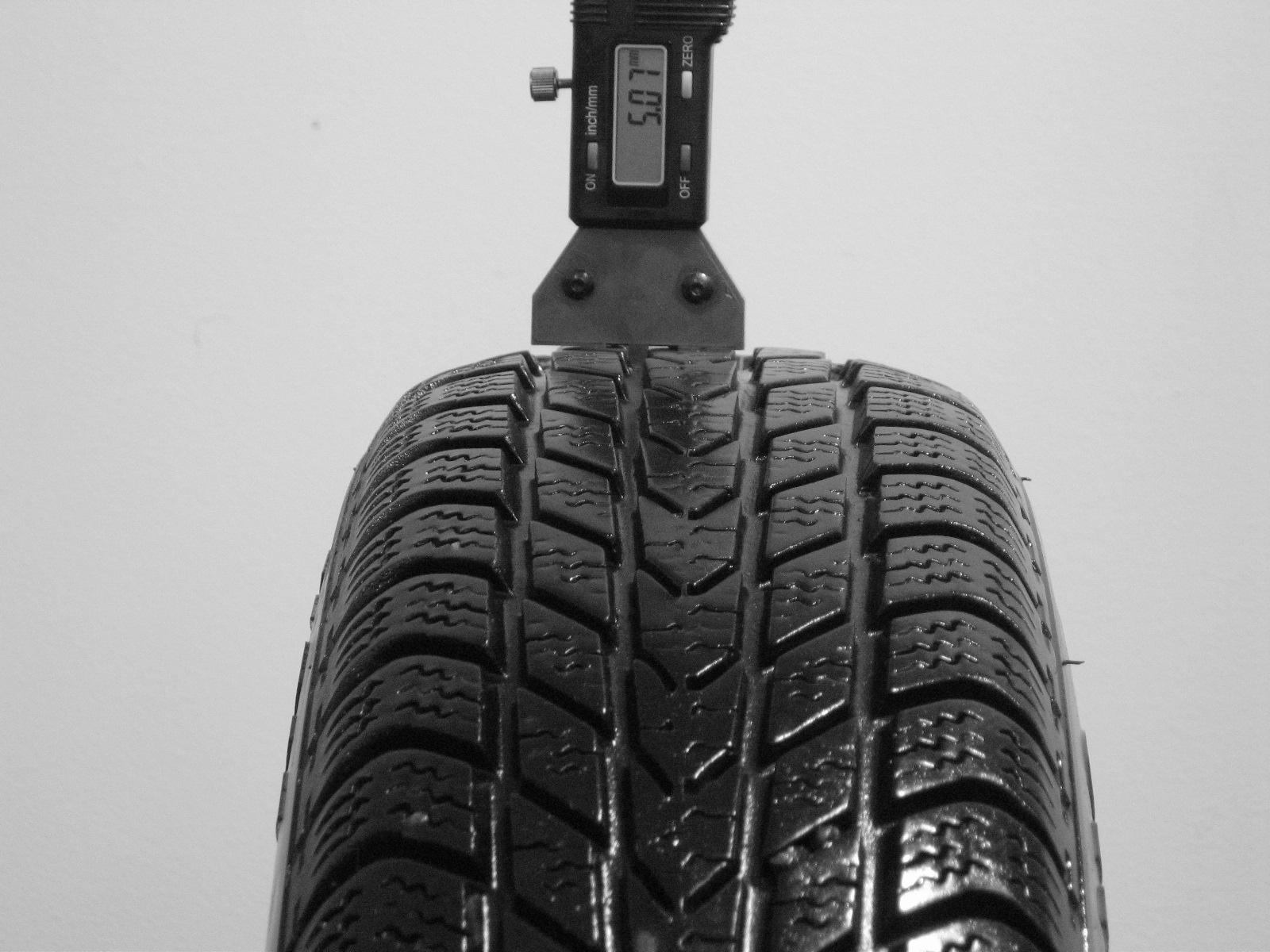 Použité-Pneu-Bazar - 155/80 R13 KUMHO KW 7400 -kusovka-rezerva 3mm