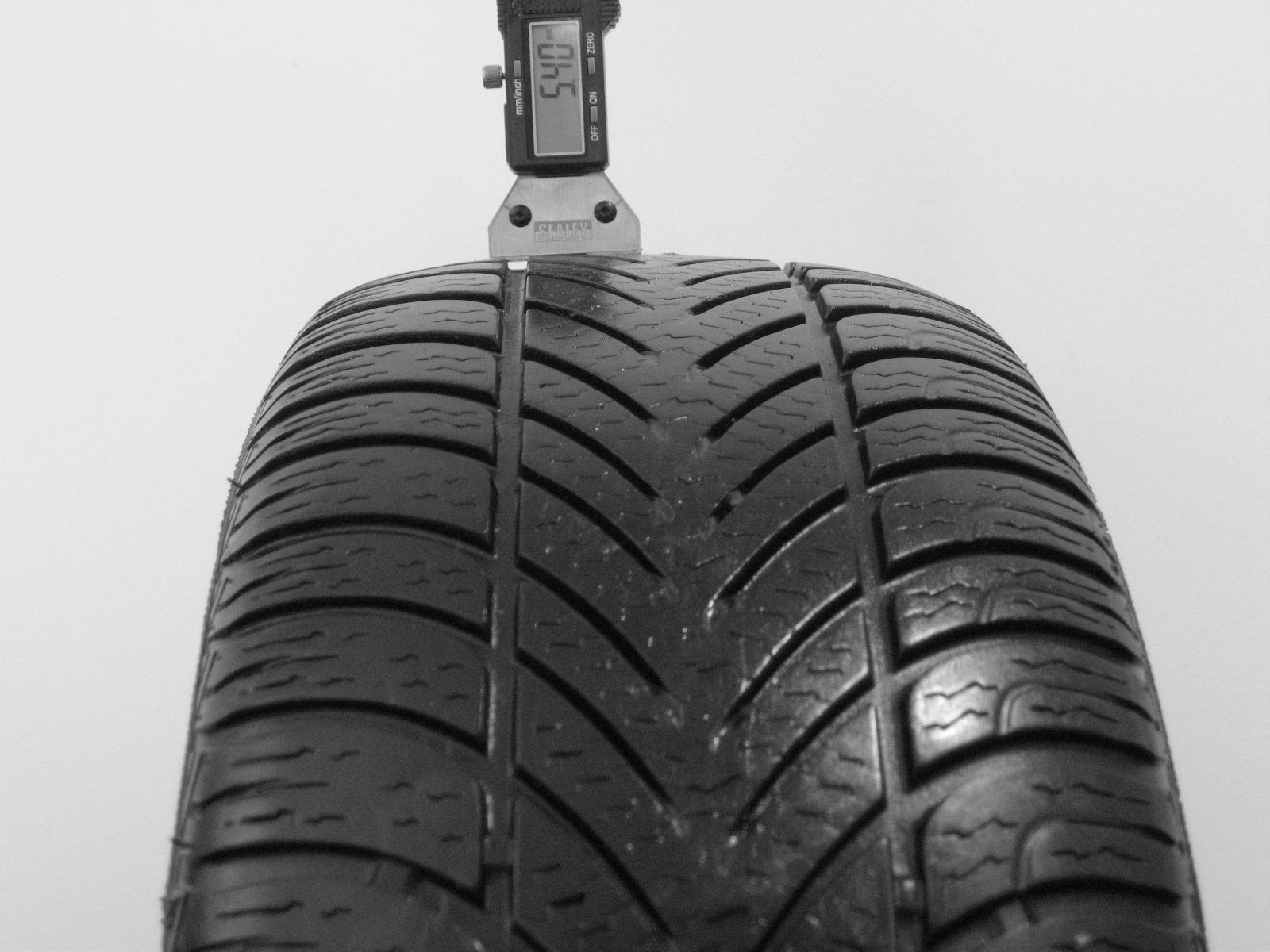 Použité-Pneu-Bazar - 205/55 R16 FULDA KRISTALL SUPREMO -kusovka-rezerva 3mm