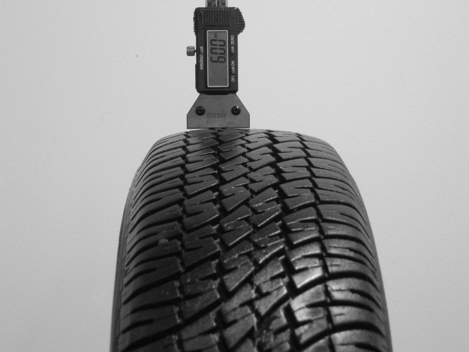 Použité-Pneu-Bazar - 165/70 R13 DEBICA NAVIGATOR M+S (CELOROČNÍ) -kusovka-rezerva 3mm