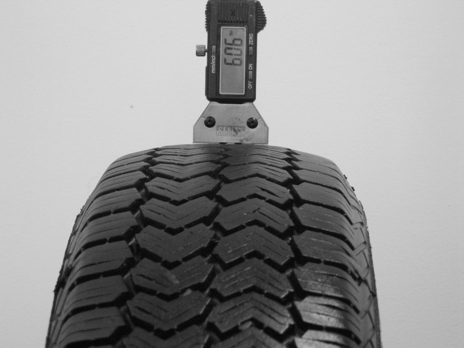 Použité-Pneu-Bazar - 165/80 R13 FULDA KRISTALL 3 -kusovka-rezerva 3mm