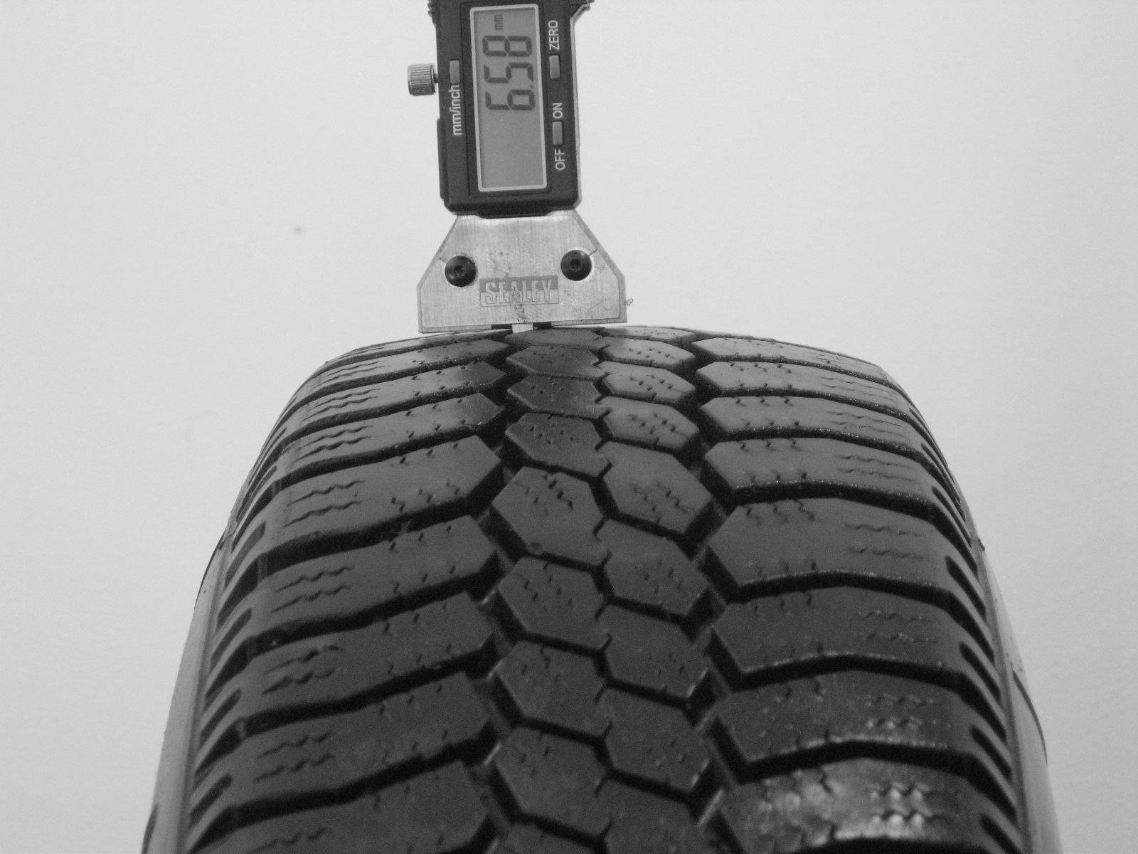 Použité-Pneu-Bazar - 165/80 R13 MICHELIN MX -kusovka-rezerva 3mm