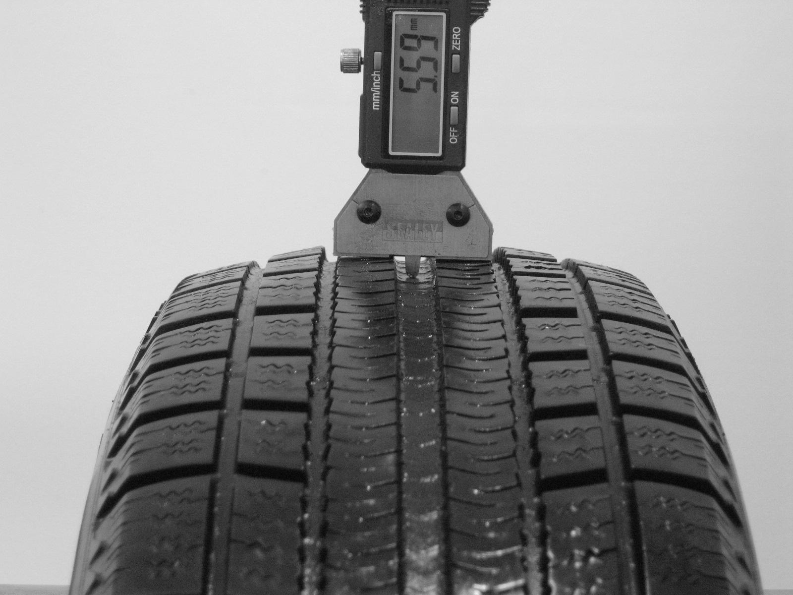 Použité-Pneu-Bazar - 165/65 R14 MICHELIN ALPIN XSE -kusovka-rezerva 3mm