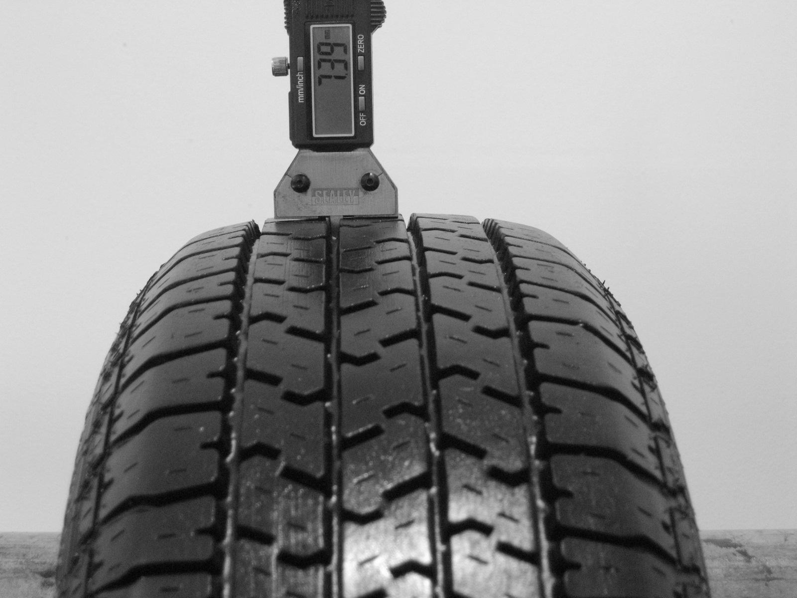 Použité-Pneu-Bazar - 185/65 R15 CONTINENTAL SUPER CONTACT-kusovka-rezerva 3mm