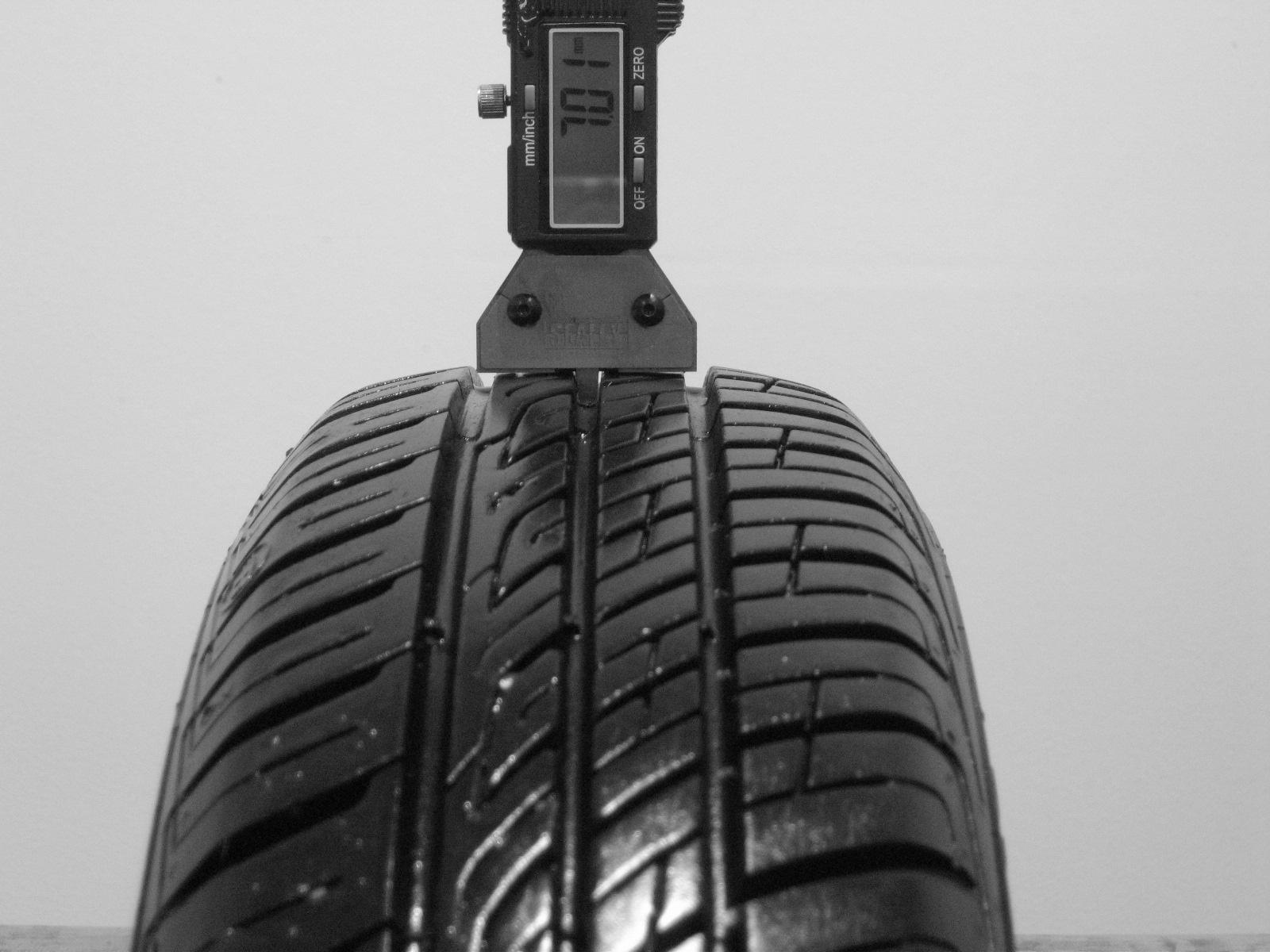 Použité-Pneu-Bazar - 155/80 R13 BARUM BRILANTIS 2 -kusovka-rezerva 3mm