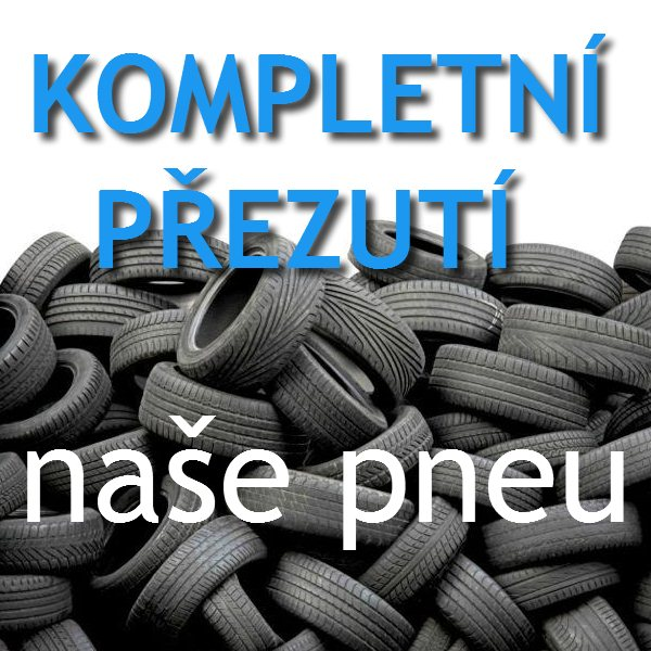 PNEUSERVIS - kompletní přezutí vozu | použité pneu od ULPNEU.CZ