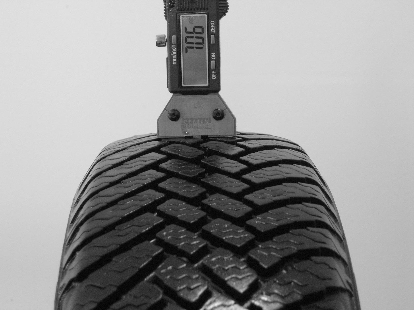 Použité-Pneu-Bazar - 155/70 R13 POWER 3000 M+S -kusovka-rezerva 3mm