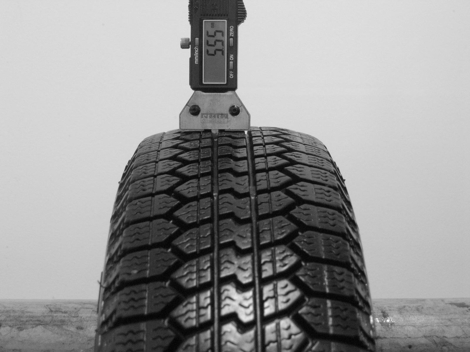 Použité-Pneu-Bazar - 145/80 R13 HANKOOK ZOVAC 2000 M+S-kusovka-rezerva 3mm