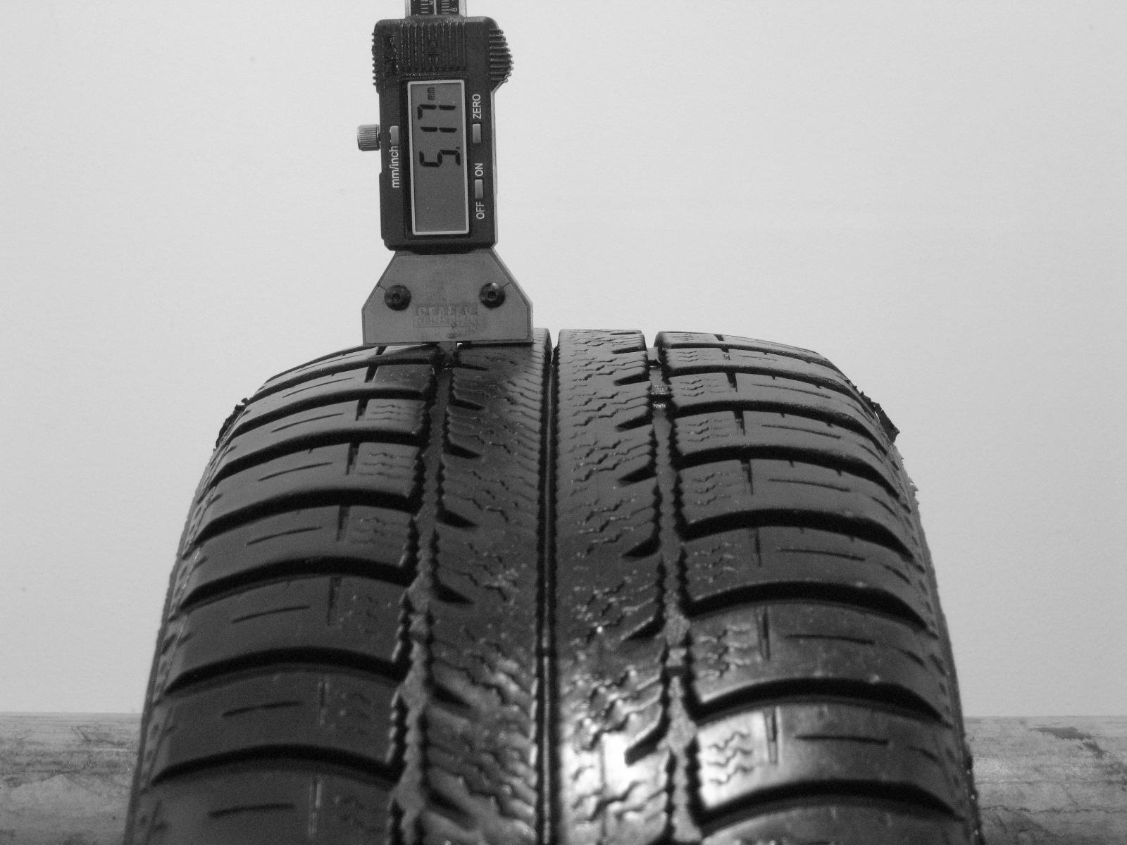 Použité-Pneu-Bazar - 185/60 R14 GOODYEAR EAGLE VECTOR -kusovka-rezerva 3mm