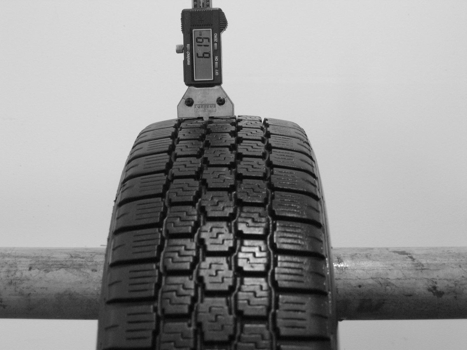 Použité-Pneu-Bazar - 155/70 R13 LASSA SNOWAYS 70-kusovka-rezerva 3mm