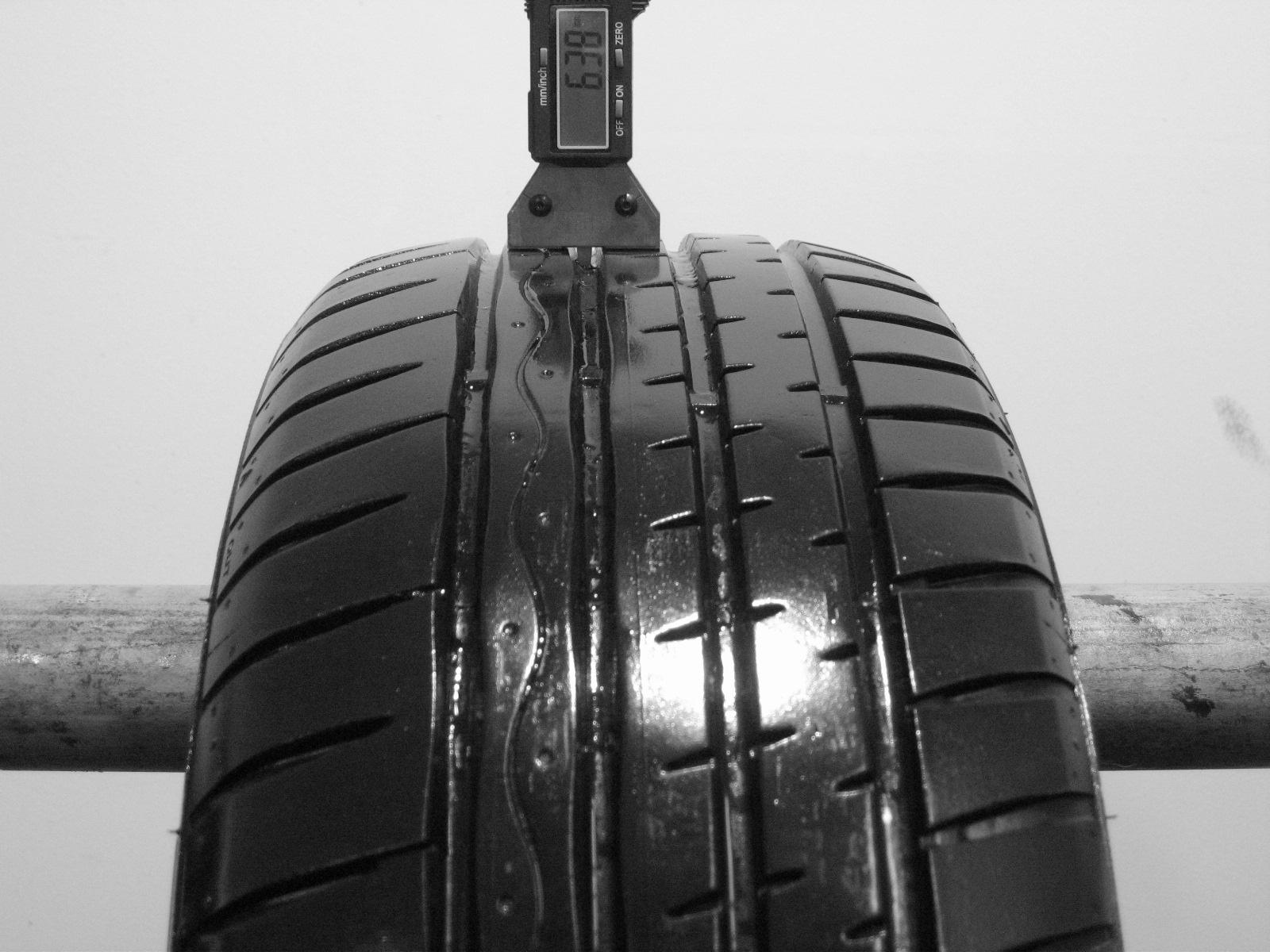 Použité-Pneu-Bazar - 205/55 R16 HANKOOK VENTUS S1 EVO -kusovka-rezerva 3mm