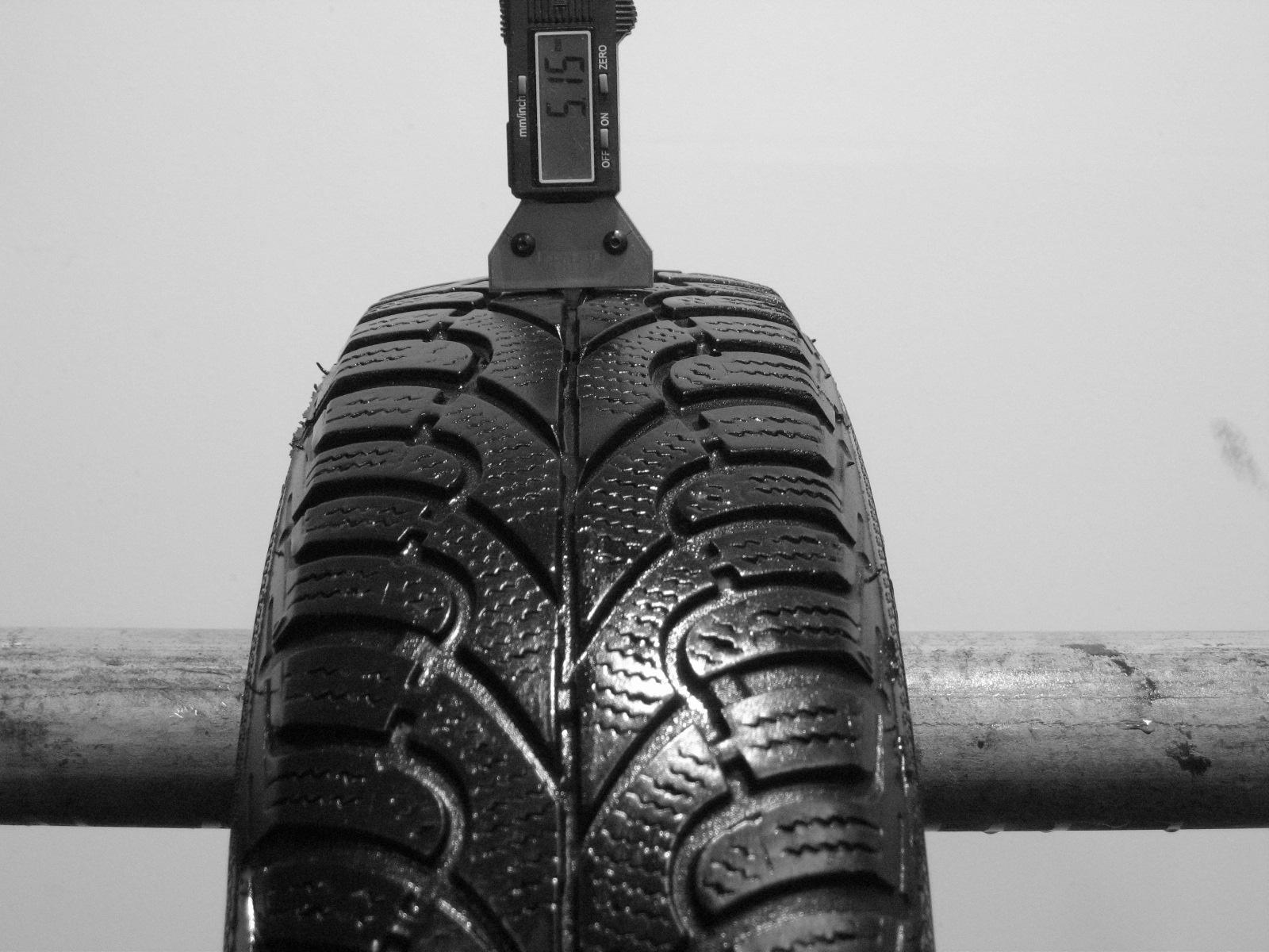 Použité-Pneu-Bazar - 155/70 R13 FULDA KRISTALL MONTERO -kusovka-rezerva 3mm