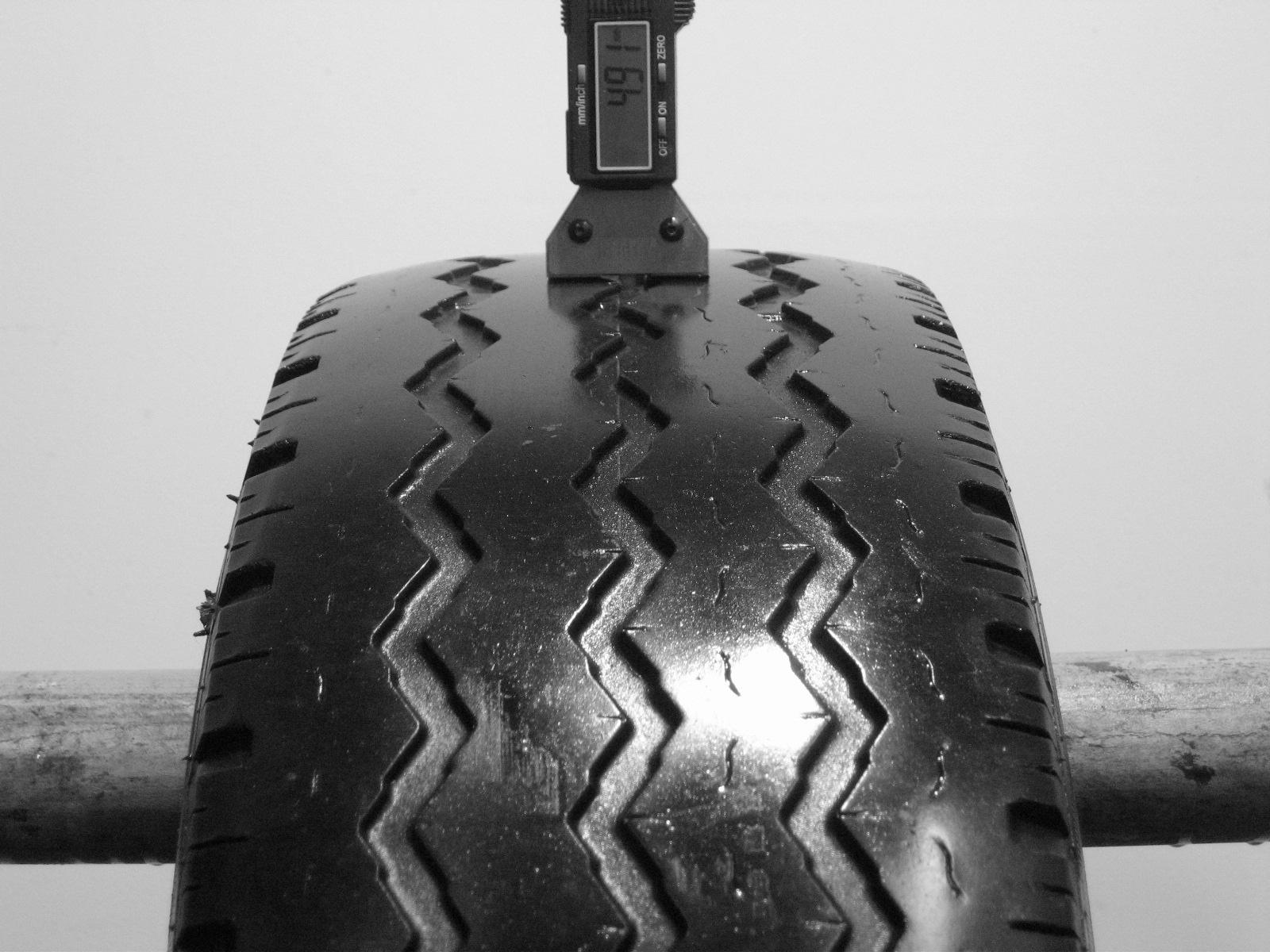 Použité-Pneu-Bazar - 205/65 R16 C MAXXIS VAN PRO-kusovka-rezerva 3mm