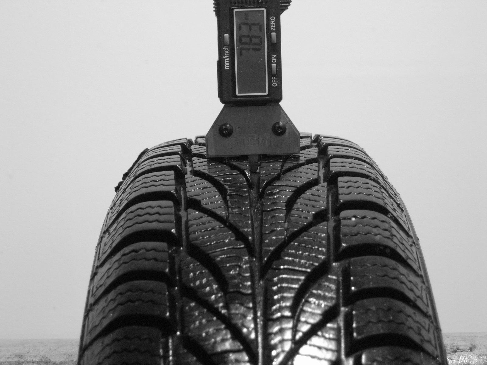 Použité-Pneu-Bazar - 155/70 R13 SPORTIVA SNOW WIN -kusovka-rezerva 3mm