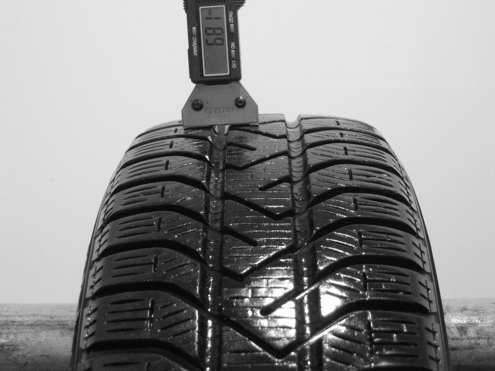 Použité-Pneu-Bazar - 185/65 R14 PIRELLI WINTER 190 SNOWCONTROL serie II -kusovka-rezerva 3mm
