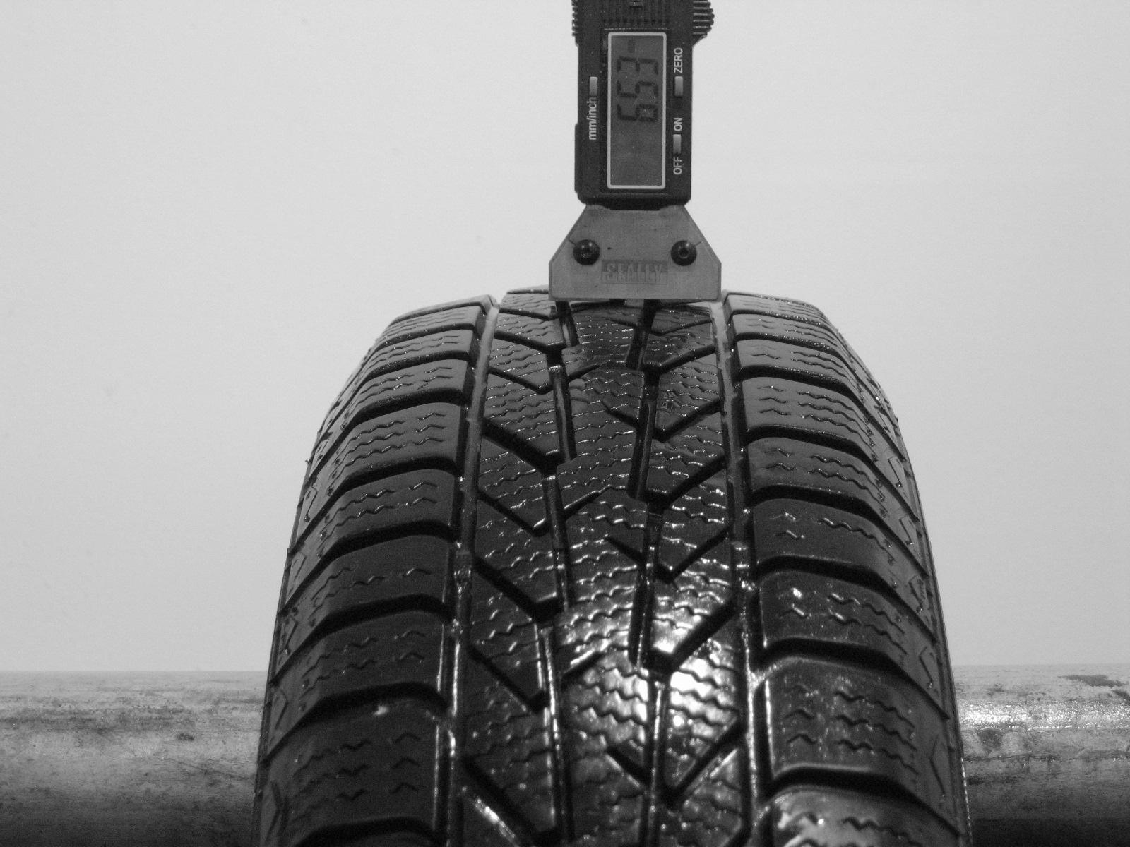 Použité-Pneu-Bazar - 155/70 R13 POINTS WINTERSTAR -kusovka-rezerva 3mm