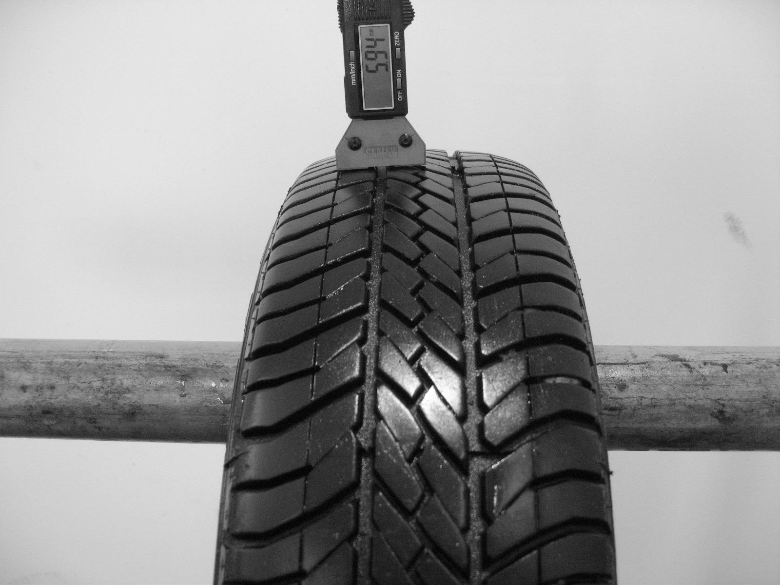 Použité-Pneu-Bazar - 165/65 R14 GOODYEAR GT2-kusovka-rezerva 3mm