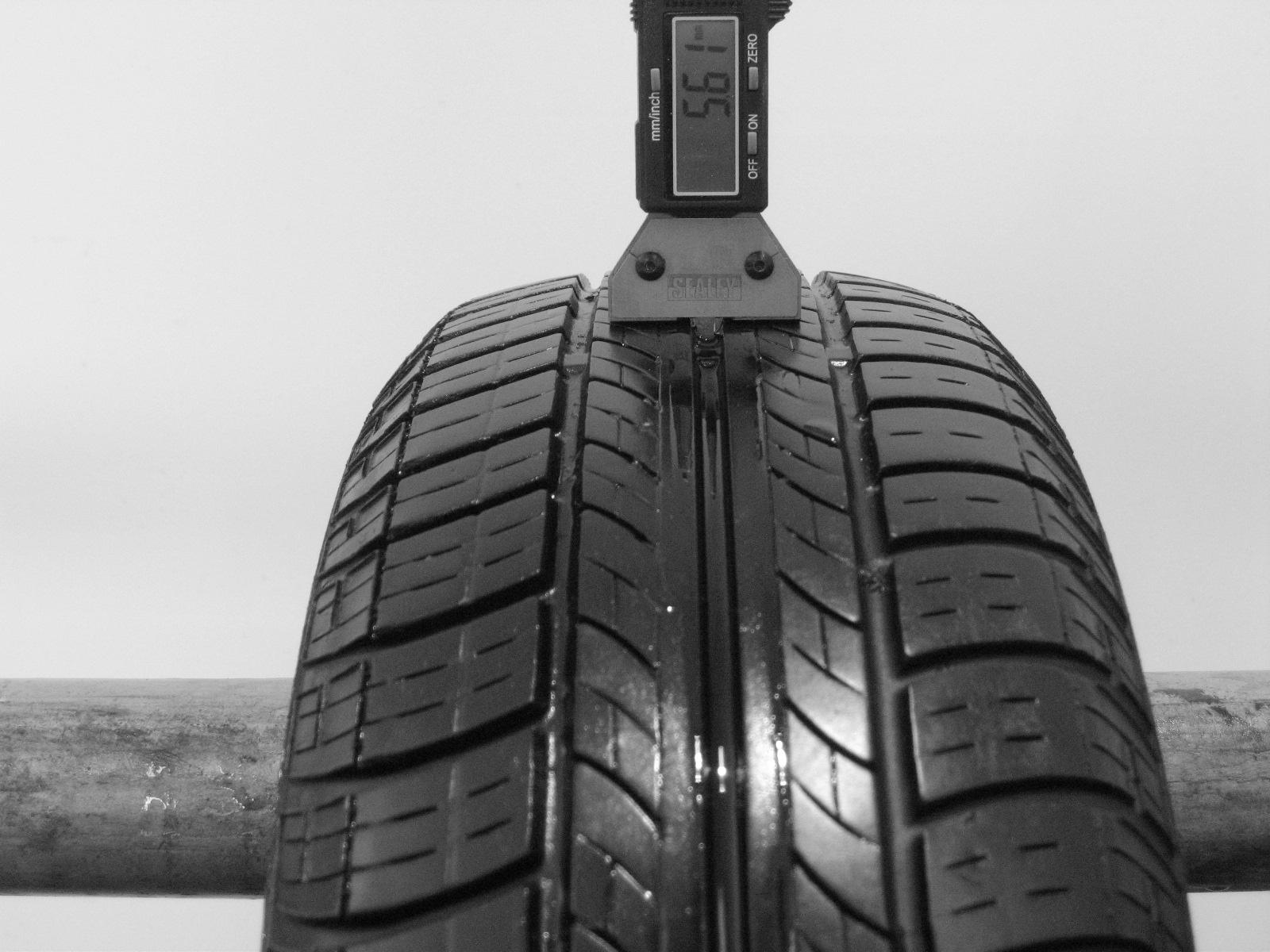 Použité-Pneu-Bazar - 175/65 R14 C CONTINENTAL VANCOCONTACT-kusovka-rezerva 3mm