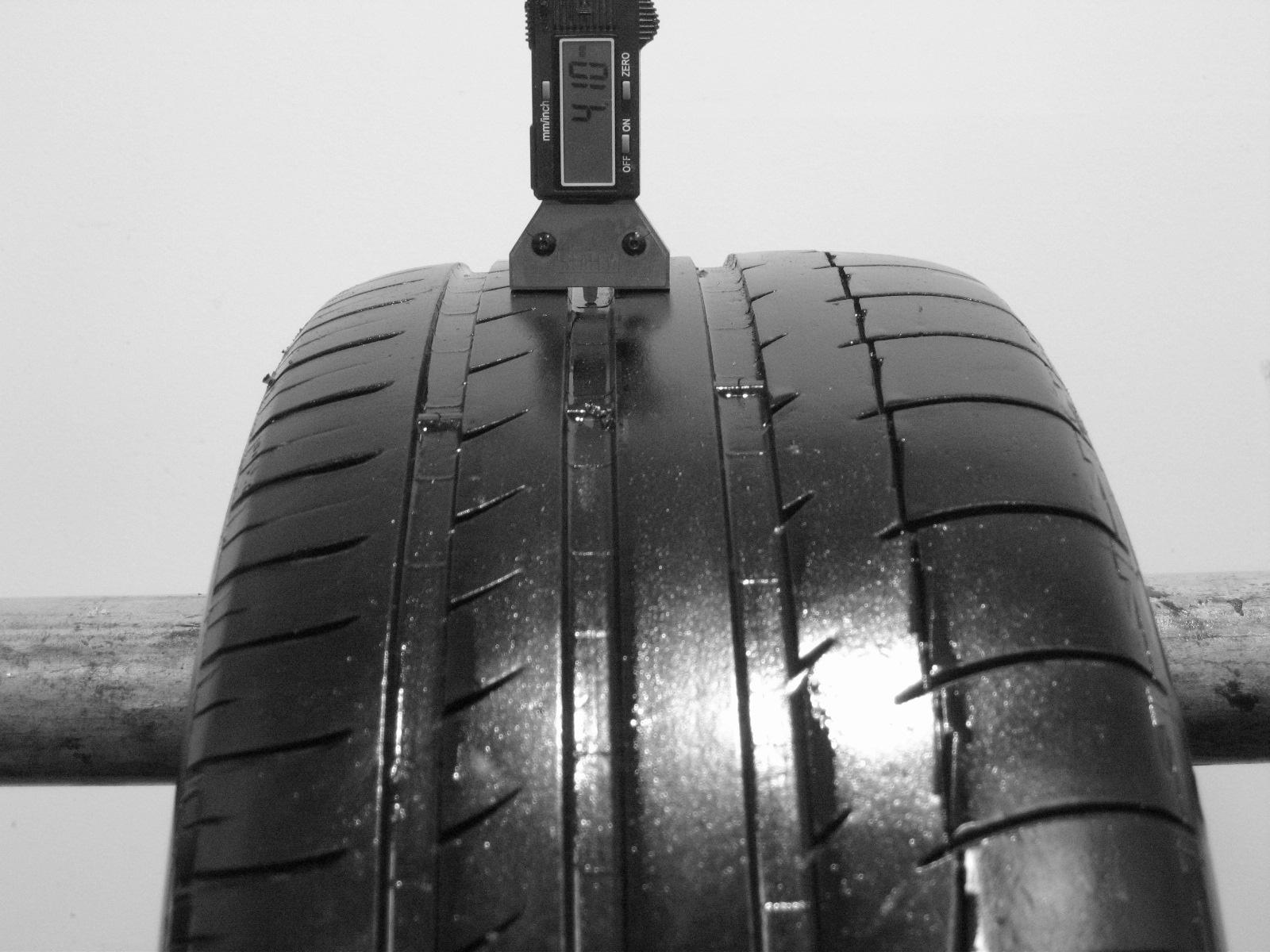 Použité-Pneu-Bazar - 235/45 R17 MICHELIN PILOT SPORT PS2 -kusovka-rezerva 3mm