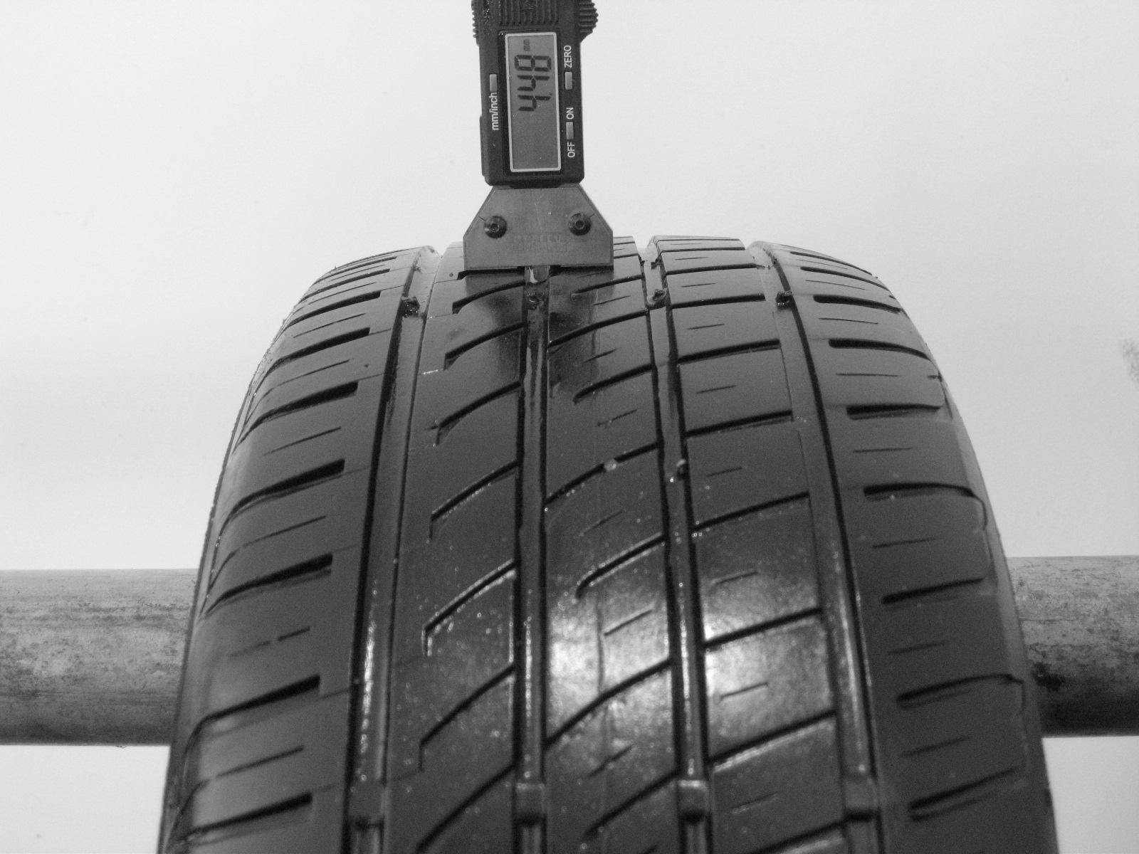 Použité-Pneu-Bazar - 205/55 R16 GISLAVED SPEED -kusovka-rezerva 3mm