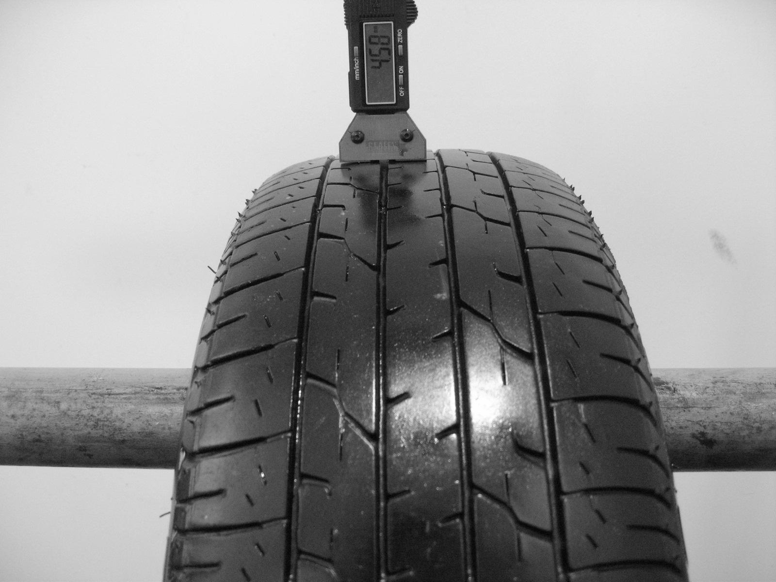 Použité-Pneu-Bazar - 195/65 R15 BRIDGESTONE B390 91T -kusovka-rezerva 3mm