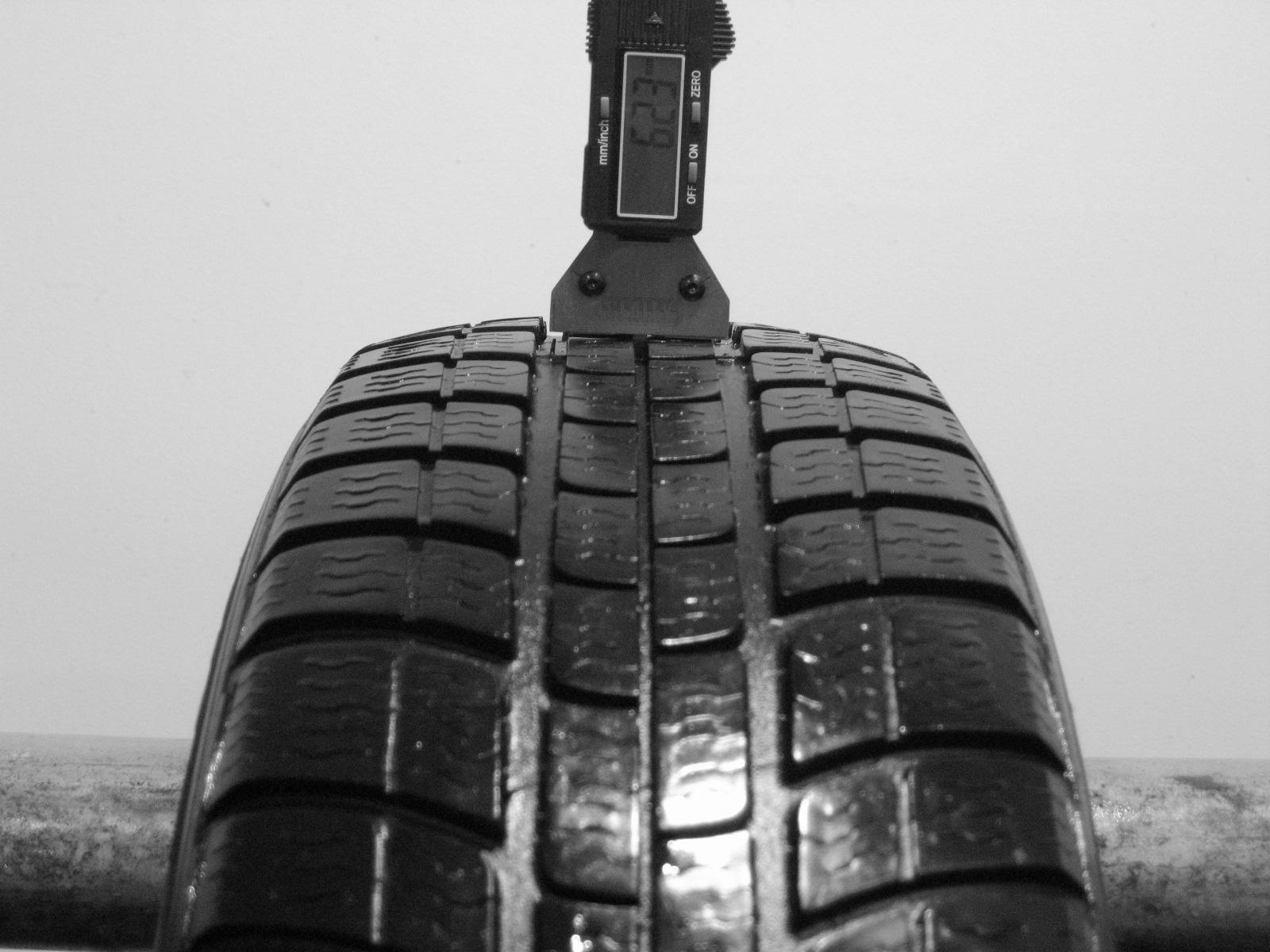 Použité-Pneu-Bazar - 185/65 R14 MICHELIN ALPIN A2 -kusovka-rezerva 3mm