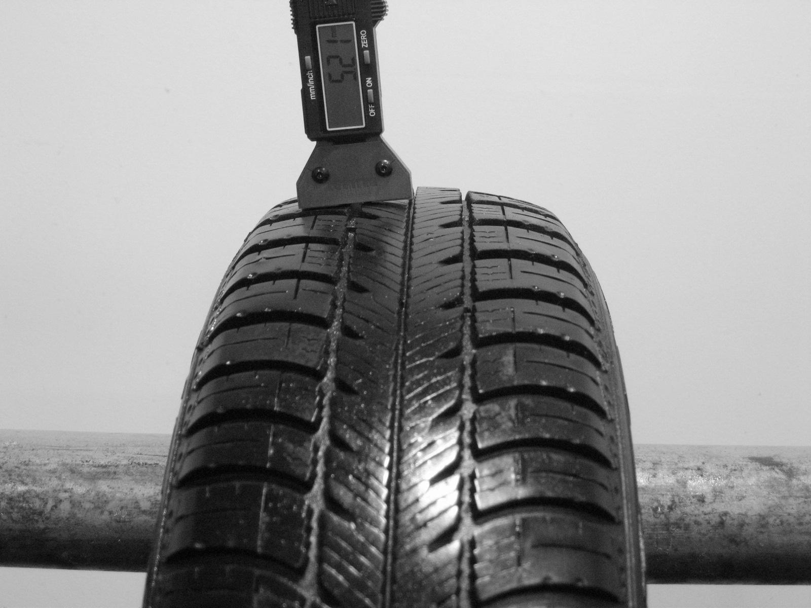 Použité-Pneu-Bazar - 155/70 R13 GOODYEAR VECTOR 5-kusovka-rezerva 3mm