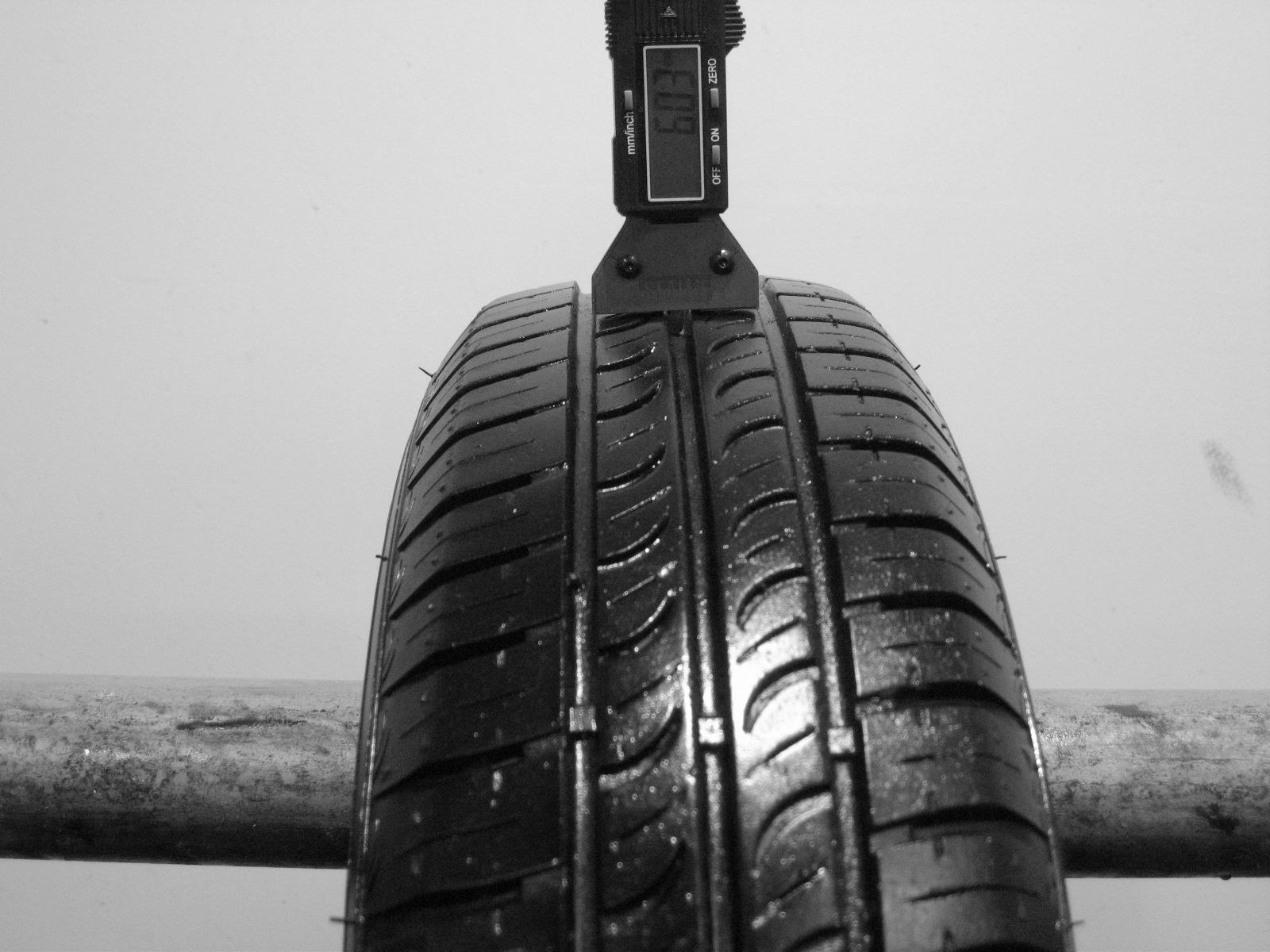 Použité-Pneu-Bazar - 165/80 R13 HANKOOK OPTIMO K715 -kusovka-rezerva 3mm